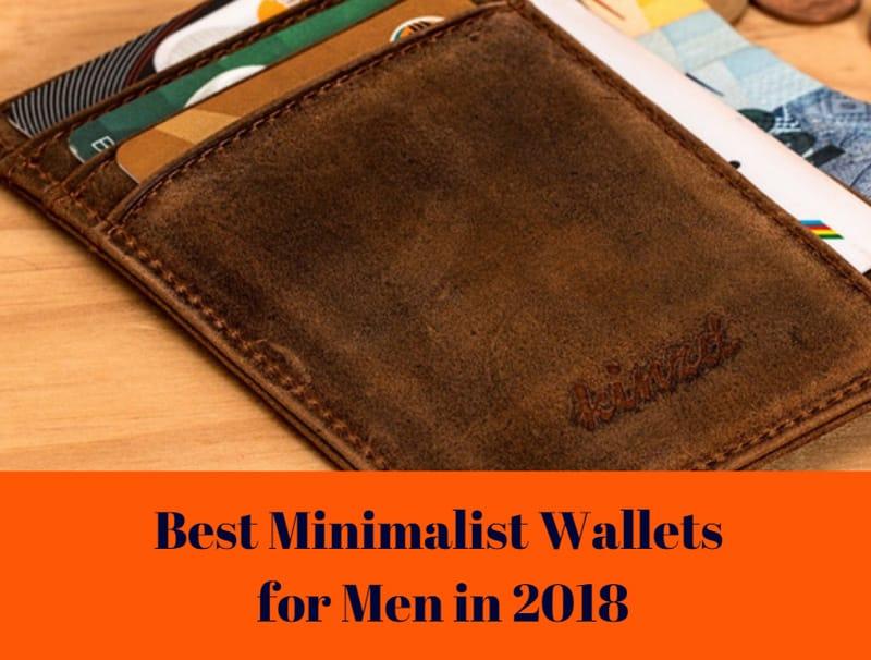 Best Minimalist Wallets for Men