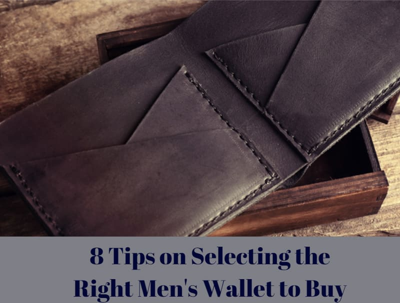 Selecting the Right Men's Wallet