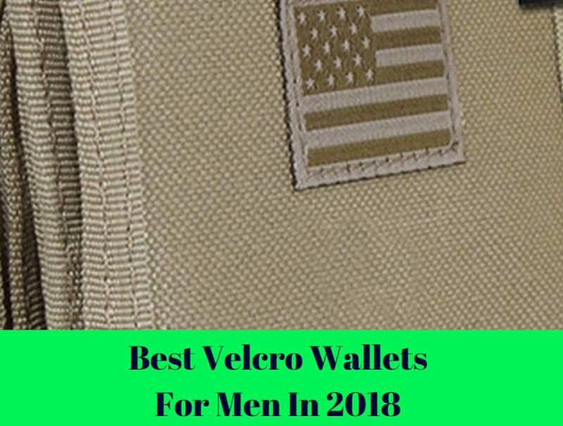 Best Velcro Wallets For Men