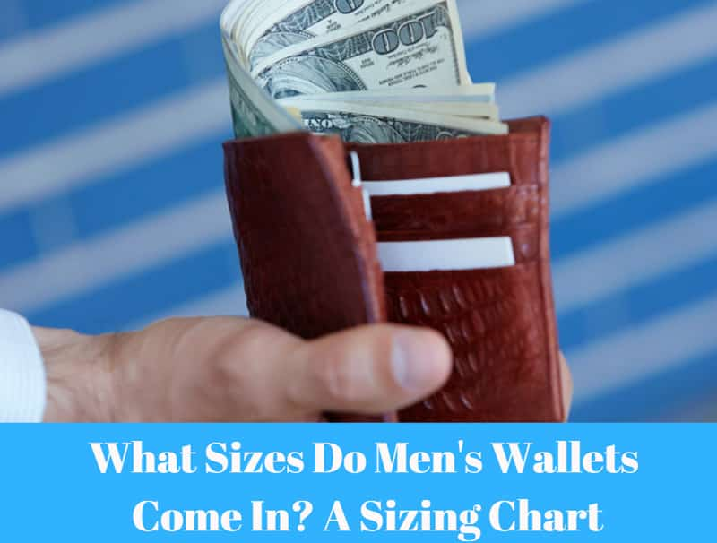Men's Wallet Size