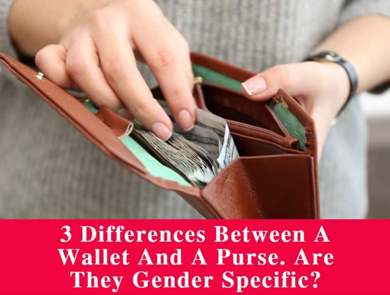 wallet vs purse