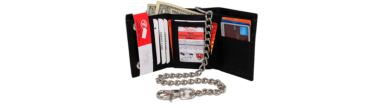 Best Chain Wallets for Men