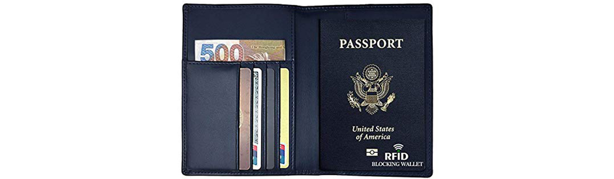 Best Passport Wallets For Men In 2019: Top Picks & Reviews