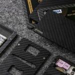 best carbon fiber wallets for men