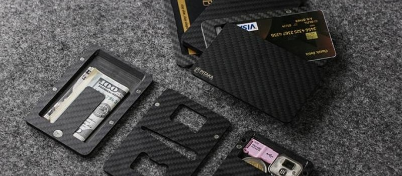 best carbon fiber wallets for men